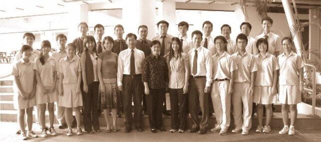 SSRC Exco 2009-2010 Photo